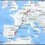 Google Maps torrevieja Spain Driving Distance From Rosscof to torrevieja Comunidad