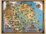 Google Maps Yorkshire England Vintage Travel Posters Devon Yorkshire Google Search English