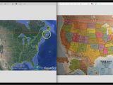 Google Street Map Ireland Printable north America Map and Satellite Image United States