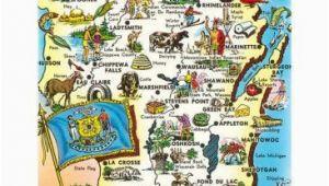 Goshen Ohio Map Map Of Wisconsin attractions Writing Pinterest Wisconsin