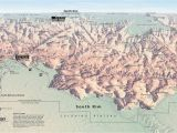 Grand Canyon Colorado River Map north Rim Grand Canyon Map Awesome Map Las Vegas and Grand Canyon