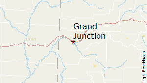 Grand Junction Colorado Zip Code Map Best Places to Live In Grand Junction Colorado