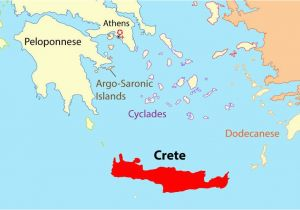 Greece to Italy Ferry Route Map Crete Maps and Travel Guide