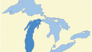 Gun Lake Michigan Map List Of islands Of Michigan Wikipedia