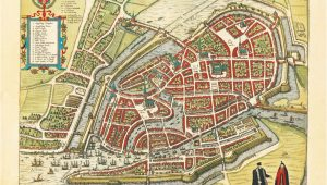 Hamburg Michigan Map Amazing Maps Of Medieval Cities Maps Map City Maps Historical Maps
