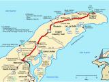 Harbor Springs Michigan Map Michigan Trail Maps