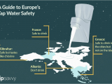 Hard Water Map Canada Tap Water Safety Information for European Countries