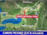 Hard Water Map Canada U S Network is Way Off On Banff Map Like Way Off