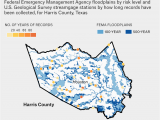 Harris County Texas Flood Maps It S Time to Ditch the Concept Of 100 Year Floods Fivethirtyeight