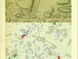 Hertfordshire On Map Of England Hertfordshire A topographical Map Of Hartford Shire 1766