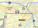 Hicksville Ohio Map Ohio State Route 246 Revolvy