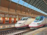 High Speed Rail Spain Map Bus and Train Stations In Seville Spain