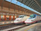 High Speed Trains In Spain Map Bus and Train Stations In Seville Spain