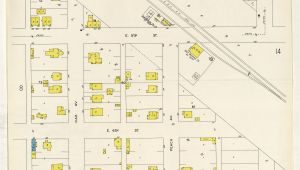 Highland Park Texas Map Sanborn Maps Of Texas Perry Castaa Eda Map Collection Ut Library