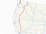 Highway 395 California Map U S Route 395 Wikipedia
