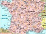 Highway Map Of France 9 Best Maps Of France Images In 2014 France Map France