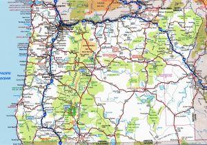 Highway Map Of oregon Traffic Map southern California Free Printable Map California Map
