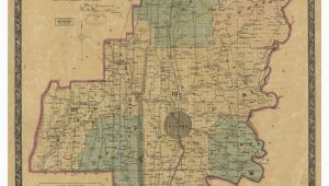 Historic Maps Of Georgia Whitfield County 1879 Georgia Old Maps Of Georgia Pinterest