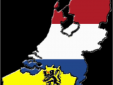 Holland In Europe Map Greater Netherlands What the Combined Flemish Belgium and