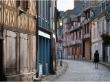 Honfleur France Map Street In Old town Of Honfleur normandy Picture Of