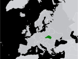 Hungary On A Map Of Europe Galicia Eastern Europe Wikipedia