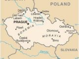 Hungary On A Map Of Europe Pin On Czech