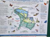 Huntingdon England Map Park Map Picture Of Hinchingbrooke Country Park