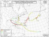 Hurricane Frances Tracking Map 1992 atlantic Hurricane Season Simple English Wikipedia
