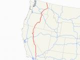 Hwy 99 California Map U S Route 395 Wikipedia