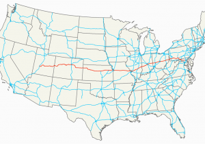 I 70 Colorado Map Interstate 70 Wikipedia