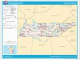 I 75 Map Georgia Datei Map Of Tennessee Na Png Wikipedia
