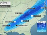 I 75 Map Georgia Snowstorm Cold Rain and Severe Weather Threaten southeastern Us