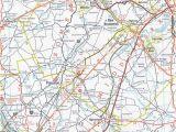 I 95 north Carolina Map Interstate 95