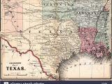 Ignacio Colorado Map Map Of Texas Stockfotos Map Of Texas Bilder Alamy