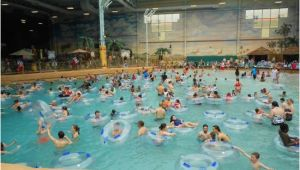 Indoor Water Parks In Ohio Map the Wave Pool Indoor Waterpark Picture Of Kalahari Waterparks