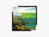 Innisfree Ireland Map songs Of Sligo by Reg Keating
