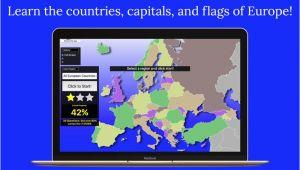Interactive Europe Map Quiz Europe Map Quiz App Price Drops