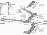International Airports In California Map Terminal Maps Palm Beach International Airport
