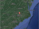 Intracoastal Waterway north Carolina Map Small towns Close to the Beach In north Carolina Usa today