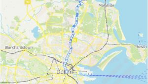 Ireland Bus Routes Map 41d Route Time Schedules Stops Maps Marlborough Street