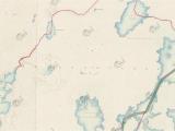Ireland Lakes Map Lettermuckoo Leitir Mucao Lettermuckoo Leitir Mucu Oughterard