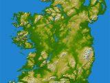 Ireland Physical Map atlas Of Ireland Wikimedia Commons