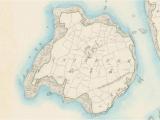 Ireland Relief Map Inisherk Inisherk Oughterard Heritage