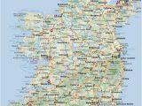 Ireland Road Map Pdf East Coast Quality Maps