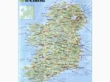 Ireland Sightseeing Map Maps Of Ireland Detailed Map Of Ireland In English tourist Map