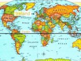 Ireland World Map Location Brazil On the World Map Onlinelifestyle Co