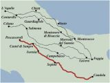 Isernia Italy Map Tratturo Pescasseroli Candela Wikipedia