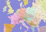 Istanbul On Europe Map Map Of Europe Wallpaper 56 Images