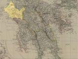 Italy Albania Map associazione Culturale Villa Badessa Storia Lingua