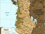 Italy Albania Map Map Of Albania Albania Albania Albania Travel Visit Albania
